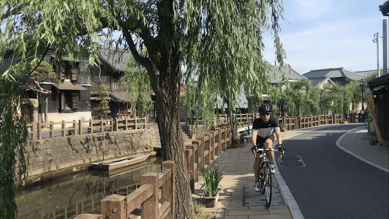 佐原 サイクリング